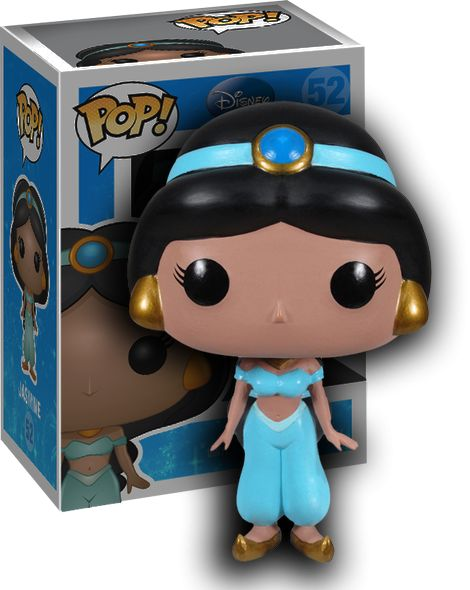 Now your favourite princess from the timeless classic Disney movie, 'Aladdin' is available in Pop! Vinyl form! Proudly brought to you by Popcultcha - Australia's largest and most comprehensive Pop! Vinyl Online Store. Click here to see our full range of Pop! Vinyl collectables.