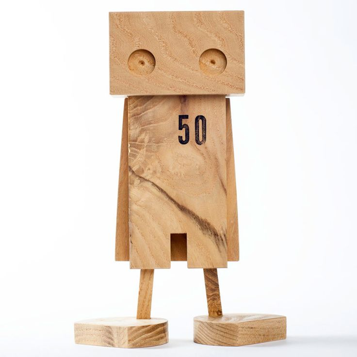 Scrap Wood Toys by Daniel Moyer