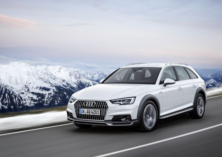 New Audi A4 Allroad Quattro On Sale In Germany From €44,750 [52 Images]