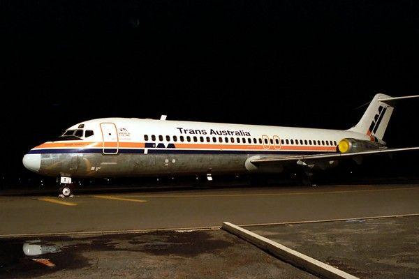 Trans Australia Airlines DC-9-30 (VH-TJL)