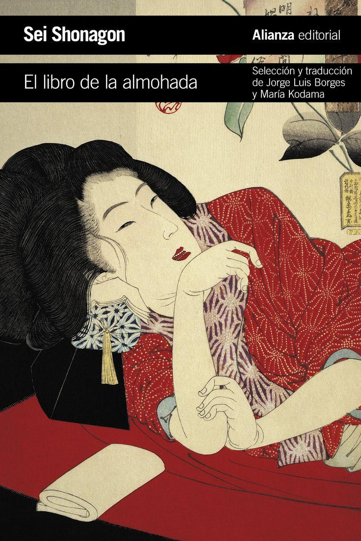 """Escrito por Sei Shonagon, dama de la corte de la emperatriz Sadako en el Japón del siglo X, """"El libro de la almohada"""" –llamado así para describir un libro de notas informal que se guardaba posiblemente en los cajones de las almohadas de madera– es, además de una pequeña joya literaria, un vivo y colorido retrato de la vida en la corte imperial. Como explica en su prólogo María Kodama, el libro original está formado, además de por una larga serie de enumeraciones de insectos, de plantas..."""