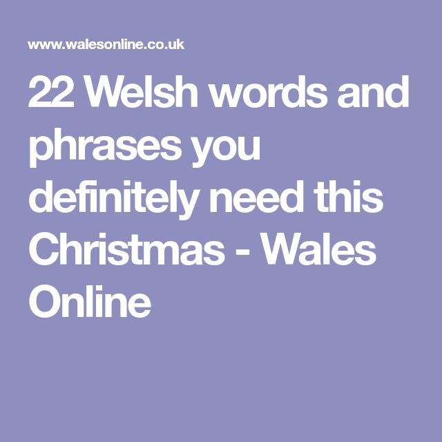 Learn Welsh for beginners: Lesson 1 - YouTube