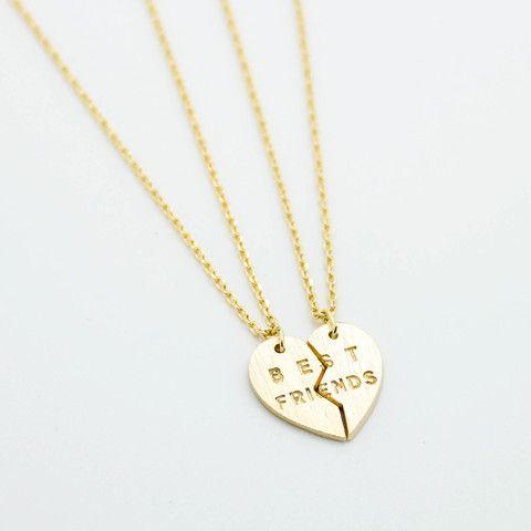 BEST FRIENDS necklace set – Imsmistyle.