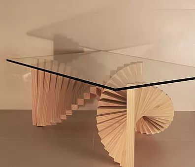 Simon Young, Bespoke furniture, London. Coffee tables and occasional tables in solid wood.