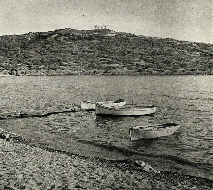 ΣΟΥΝΙΟ 193-1940 ΦΩΤΟΓΡΑΦΙΑ ΑΠΟ ΑΝΑΡΤΗΣΗ Bernard Flament