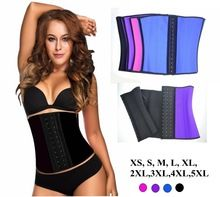 100% Latex Waist Cincher Women Rubber Waist Training Corsets Ann Chery Sport Waist Trainer Best Seller follow this link http://shopingayo.space