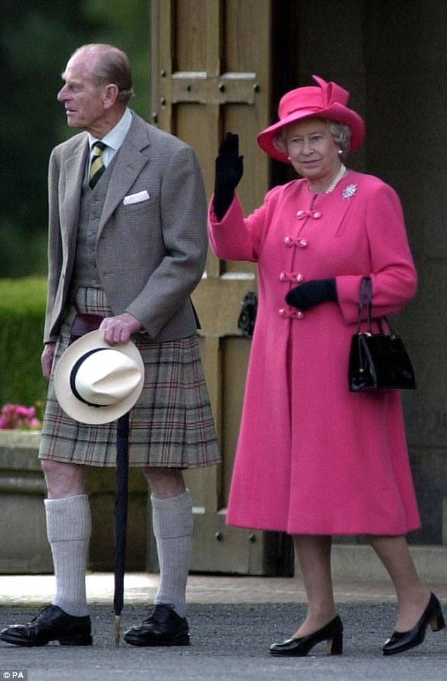 Queen Elizabeth and Prince Philip, Duke of Edinburgh