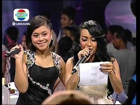 Lesti , Aty feat Juri Comedy Academy - Rasa Sayange @ Grand Final Comedy...