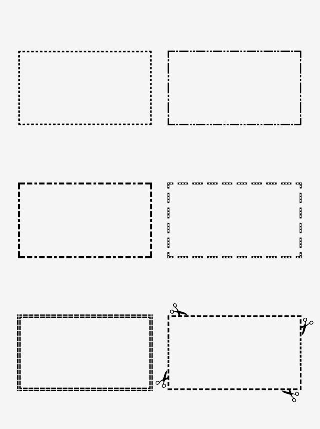 Vector Solid Line Dashed Border Little Dotted Line Solid Line Png Transparent Clipart Image And Psd File For Free Download Prints For Sale Border Pattern Solid Line