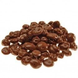 3 Ingredient Homemade Chocolate-Covered Raisins