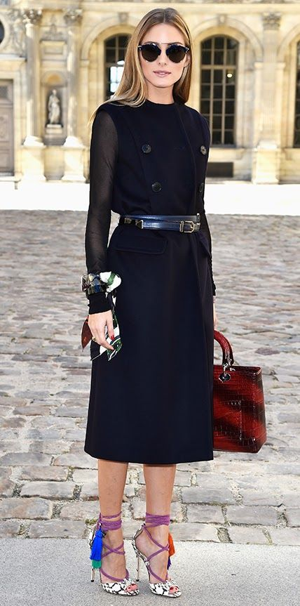 Original Pin: The Olivia Palermo Lookbook                                                                                                                                                                                 Mais