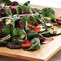 We have so many delicious recipes for spring. Ask me about the Blackberry Balsamic Pork Stir-fry Salad. www.pamperedchef.biz/roeskitchen