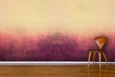Purple Ombre Haze Wall Mural