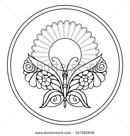 coloring book pages stock photos images pictures shutterstock - Coloring Book Paper Stock