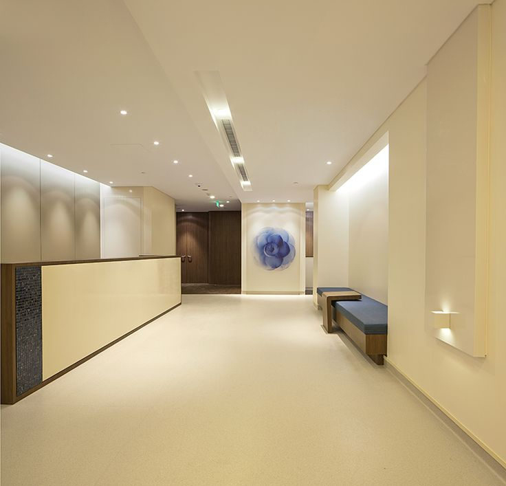 Robarts Spaces - American Sino Hospital Audong Clinic