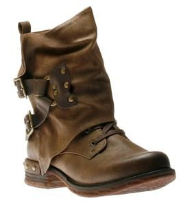 Rieker Andros Wood 98444-24 Women's Dress Boot Shoes | Walking On A Cloud Just got these. Sooo pretty