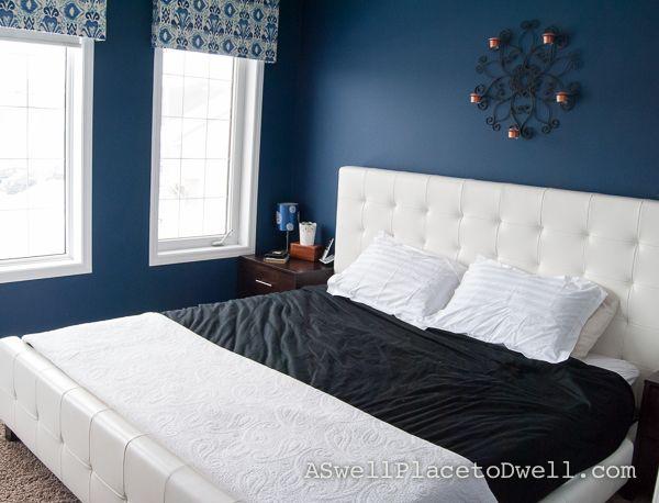 Behr December Eve Interior Design Bedroom Bedroom