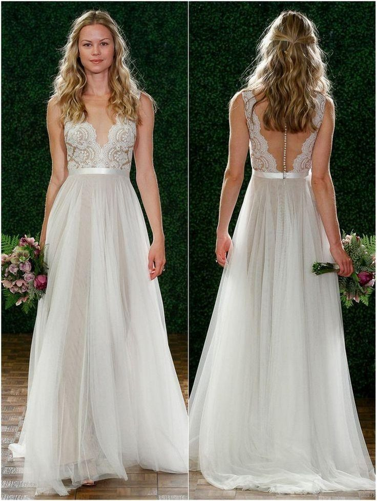 25  best ideas about Summer wedding dresses on Pinterest | Summer ...
