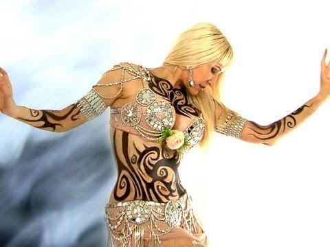 """""""A CHANCE"""" - #bellydance #musicvideo - Neon, Tanna Valentine, Elisheva - #bellydancer #bellydancing #belly #dance #dancing #dancer #bodypaint #bellydanceneon #tannavalentine #elisheva"""