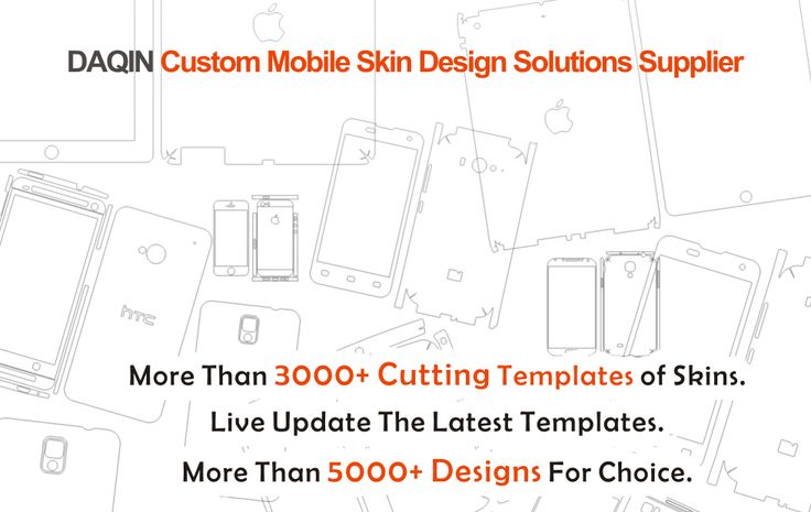 Software contains more than 3000 model of mobile phone templates.