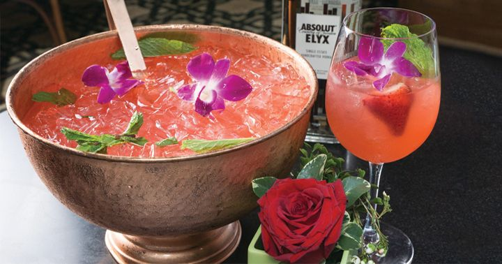 16 Perfectly Summery Punches for Summer Drinking