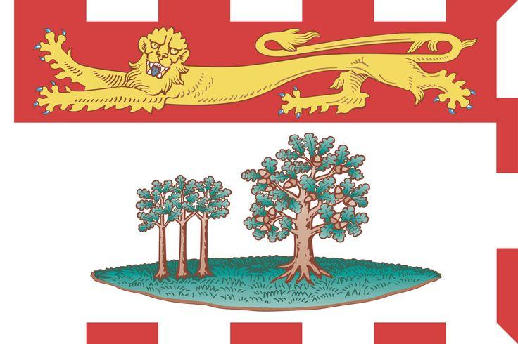 prince edward island drapeau - Recherche Google