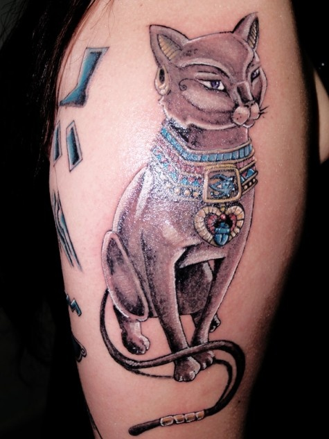 Cat-Tattoo-Designs-and-Cat-Tattoo-Meaning-6
