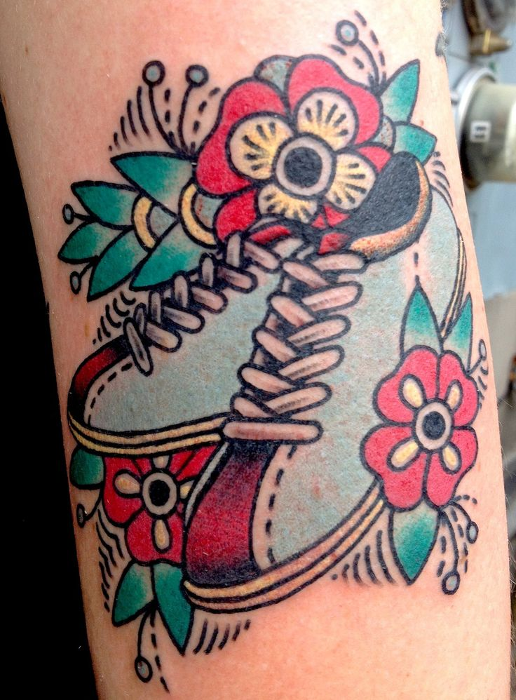bowling shoes tattoo tattoos pinterest traditional funny and running. Black Bedroom Furniture Sets. Home Design Ideas