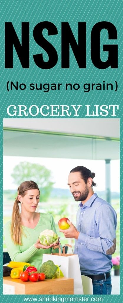NSNG grocery list                                                                                                                                                                                 More
