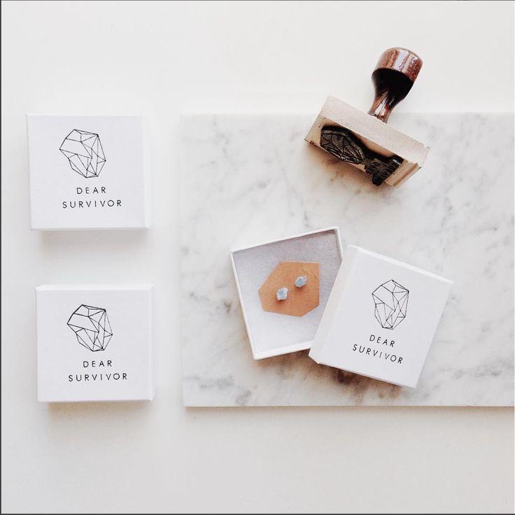 Dear Survivor - simple packaging