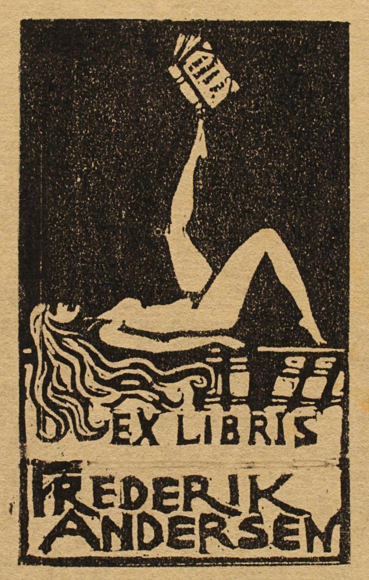 Wanda Roose, Art-exlibris.net
