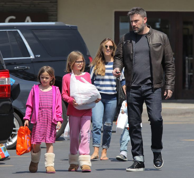 Is Ben Affleck Dating Former Nanny Christine Ouzounian? **FILE PHOTOS**