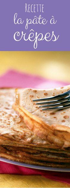 recette de la pâte à crêpes - chandeleur