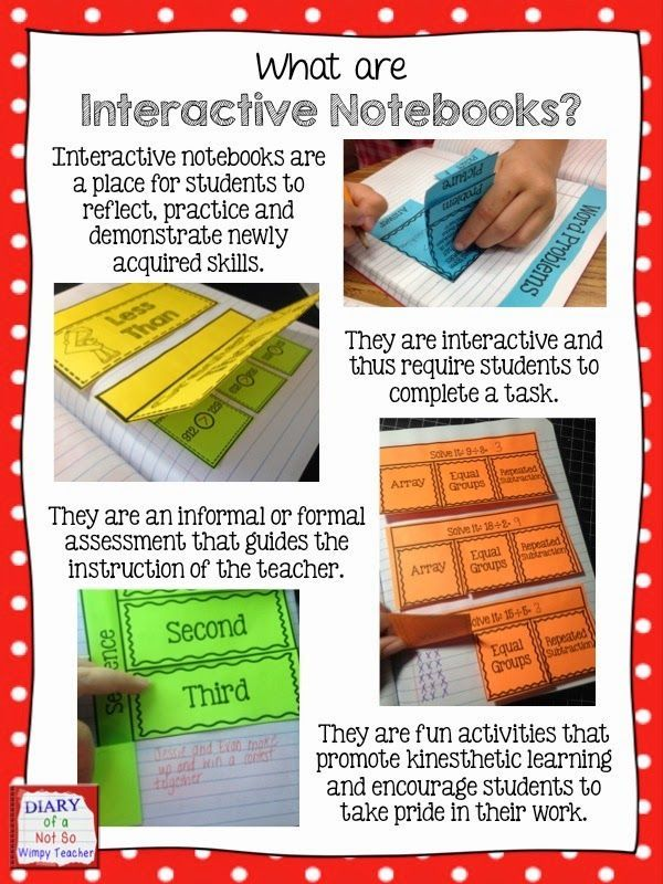 Tips and Tools for Interactive Notebooks with a FREEBIE!