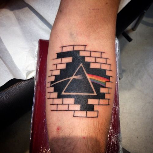 189 best images about pink floyd tattoo on pinterest for Pink floyd tattoo