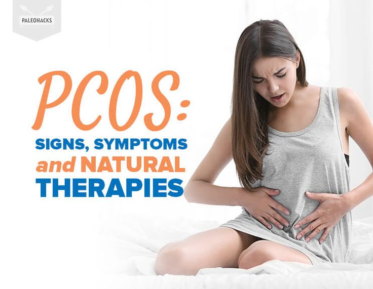 PCOS: Signs, Symptoms and Natural Therapies