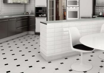 ceramic tiles for floor alaska octogono taco negro 6