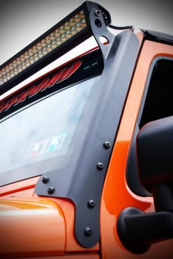 "Lifetime LED LLL-JK-PA1 50"" Light Bar Package with Brackets for Jeep Wrangler JK 2007-2016"