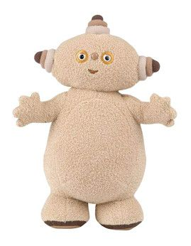 In The Night Garden 12 Talking Toy - Makka Pakka Your child can have great fun with these In the Night Garden Talking Toys! Squeeze the tummy of Upsy Daisy, Igglepiggle or Makka Pakka to hear the theme sound from In The Night Garden. These 12rdquo