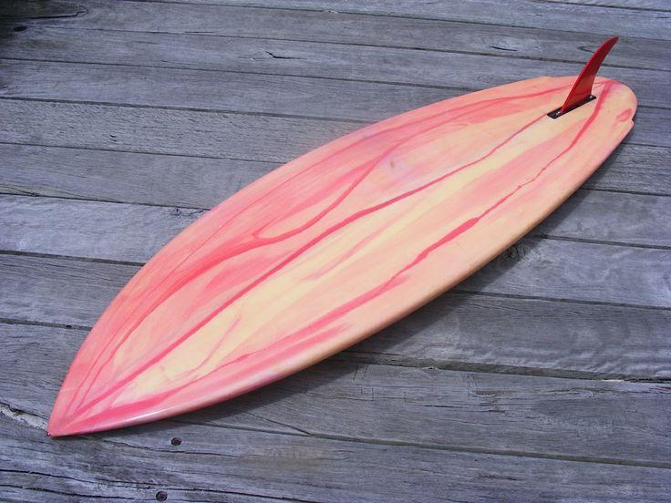 Single fin surfboards | Jackson Single Fin Surfboard