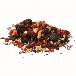 loose leafs be  cool iced tea Cherry taste3tea.com