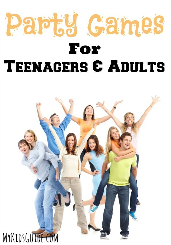 Fun party games that even your parents will love fun for Fun parties for adults