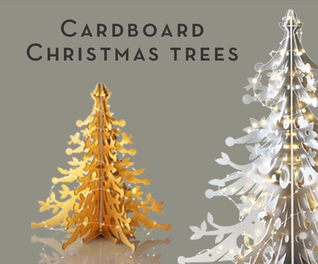 a modern look for the holidays available on amazon - Amazon Christmas Trees