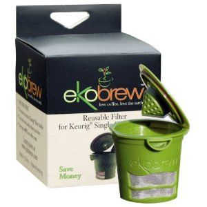 Ekobrew- Make your own K-Cups