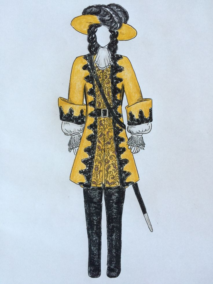 Joffrey de Peyrac and his saffron yellow outfit (The Temptation of Angélique )