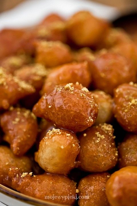 Lokma (or loukoumades as we say in Greece, my mom used to make them all the time!)