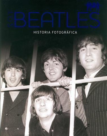 #CineMusicaTeatro #HistoriaFotografica LOS BEATLES - VV.AA. #Parragon
