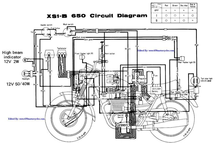 xs1b wiring diagram