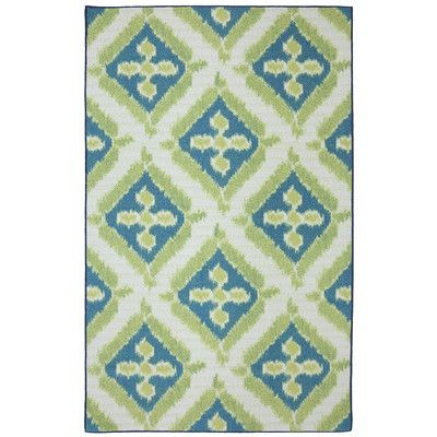 Oilcloth williamsburg virginia rug
