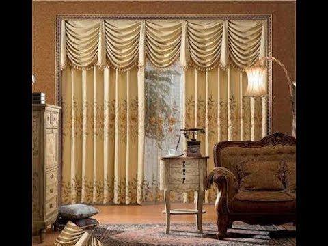 Beau Latest Curtain Design For Your Interior Design